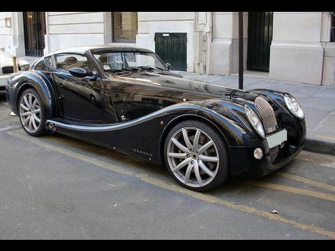 morgan aeromax supersport very rare youtube