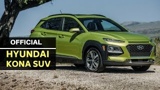 Hyundai Kona Electric SUV for India : official video