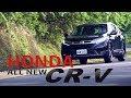 HONDA CR-V 1.5 VTi-S 全新地球夢 渦輪動力上身 試駕- 廖怡塵【全民瘋車Bar】60 thumbnail