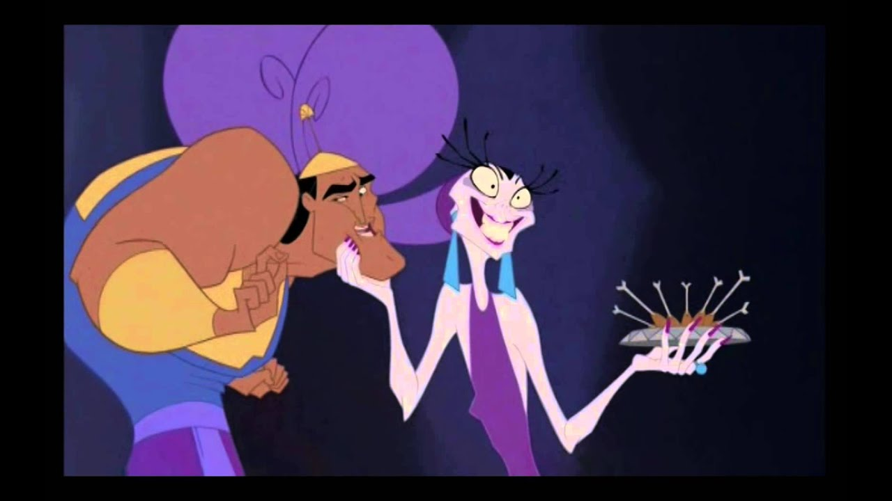 Emperors new groove sex