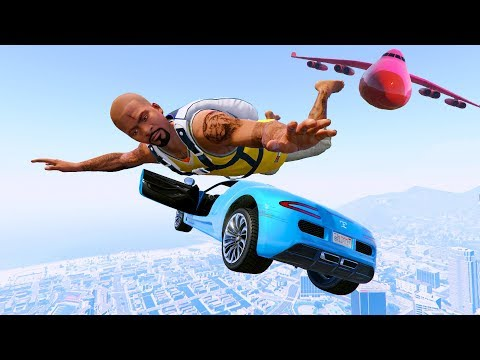 GTA 5 Happy Time With Vehicles #11(GTA 5 Epic Cars Crashes/Ragdolls)