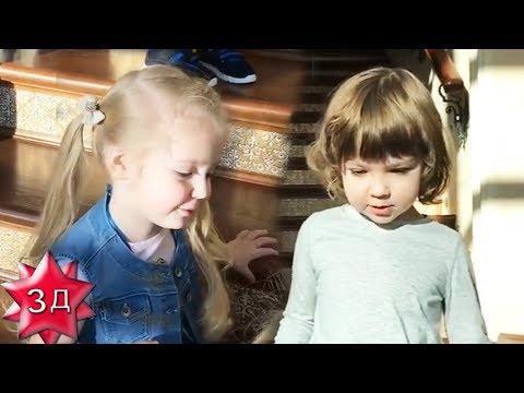 ЛИЗА и ГАРРИ ГАЛКИНЫ: Прическа для мамы! Чем заняться на прогулке весной?