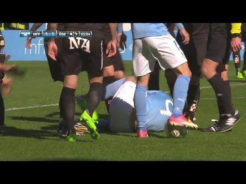 "Rosenberg delar ut ful spark: ""Har en tendens att göra dumma saker"" - TV4 Sport"