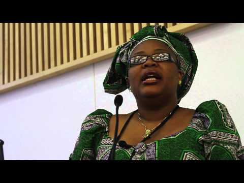 Peace Activist Leymah Gbowee Delivers Keynote Address | Segal Family Foundation 2012 Meeting