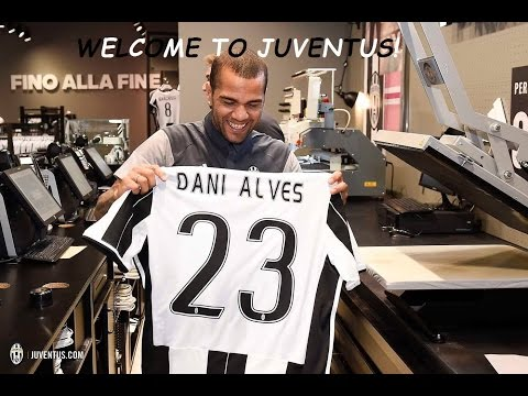 Dani Alves Welcome To Juventus! Skills, Assists & Goals HD