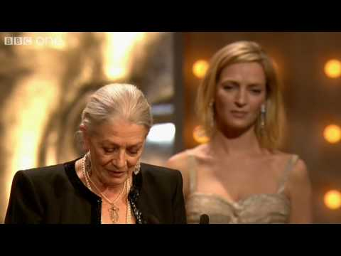 Vanessa Redgrave Receives BAFTA Fellowship - The British Academy Film Awards 2010 - BBC One Video