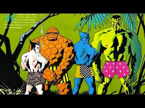 10 Most Bizarre Comic Books
