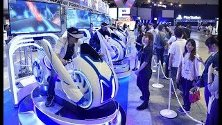 Ethiopia news | The Gaming Chairs Of The Tokyo Game Show
