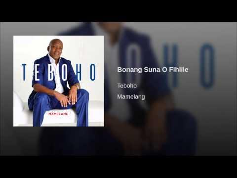 Bonang Suna O Fihlile video