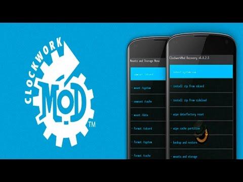 Instalar Custom Recovery en Cualquier Android   2014