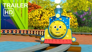 Trailer - Learn Letters With Max the Glow Train - TOYS