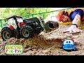 ТукТук Шоу Мультики про машинки Грузовичок Лёва и трактор mp3