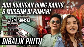 EXCLUSIVE! RUMAH TASYA FARASYA KAYAK DISNEYLAND! GILA! | #DibalikPintu