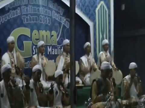 Festival Maulid Habsyi - (Al hidayah Basirih) Di pal 7 Banjarmasin