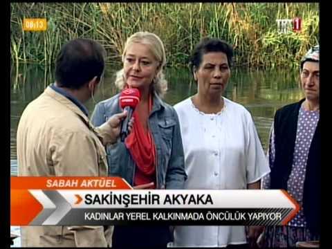 Sakinşehir Cittaslow AKYAKA kadın eliyle kalkınıyor