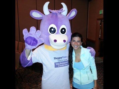Kristina Carrillo-Bucaram Interview – Organic Vegan Raw Food Tips!