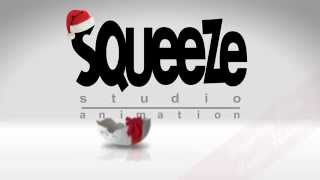 Happy Holidays! Joyeuses Fêtes! from Squeeze Studio Animation