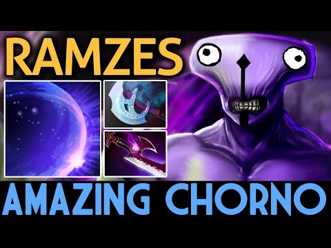 RAMZES Dota 2 [Faceless Void] AMAZING!! CHORNO