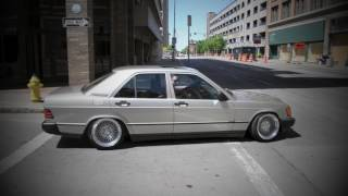John's Bagged Mercedes-Benz W201