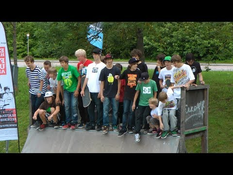 Skateboard Oberpfalzmeisterschaft - Cool Calm Pete - Modern Rhymes - Bran Van 3000 - Lucknow