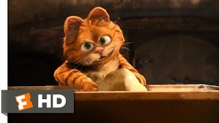 Video clip Garfield: A Tail of Two Kitties (3/5) Movie CLIP - The Lasagna Dance (2006) HD