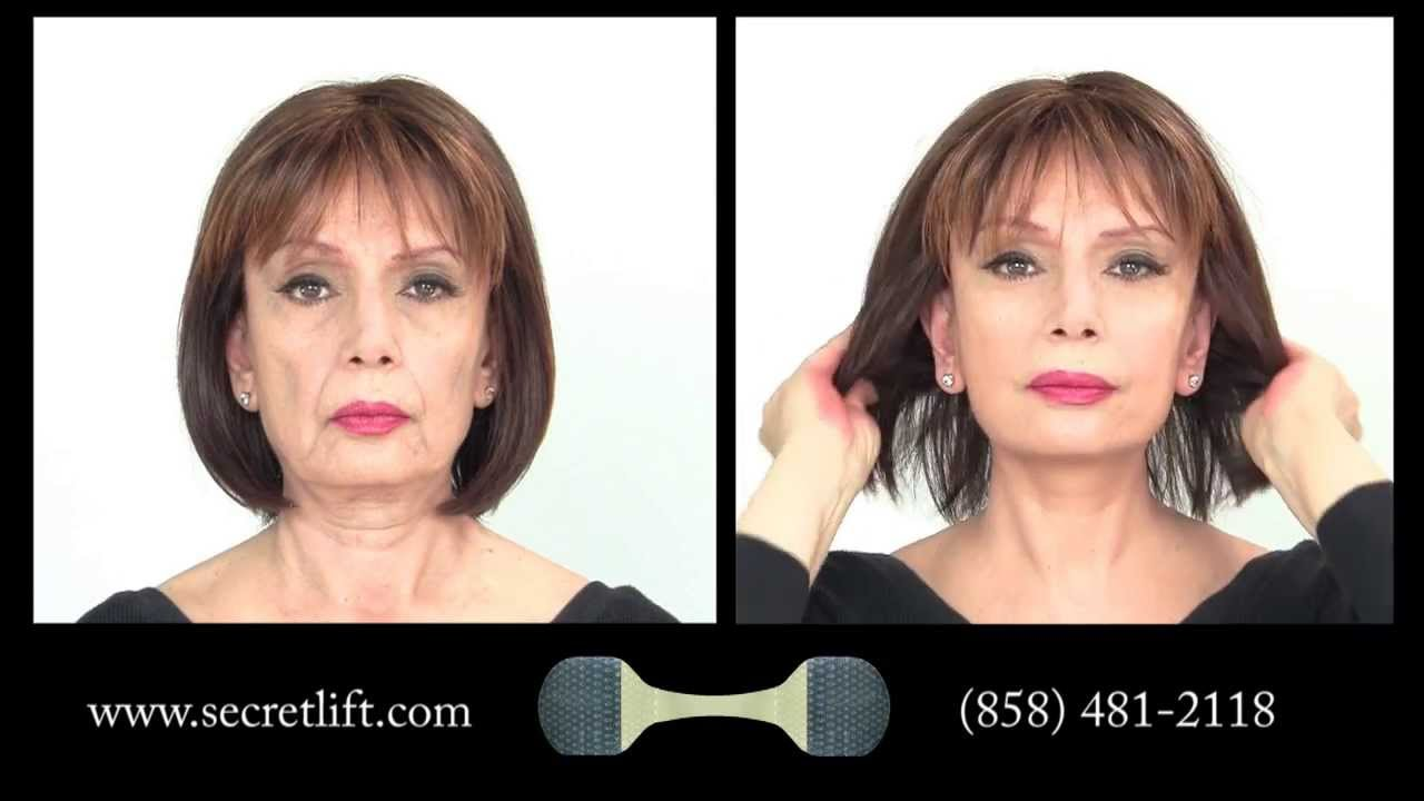 Secret Lift Pre Assembled Neck And Jaw Lift YouTube