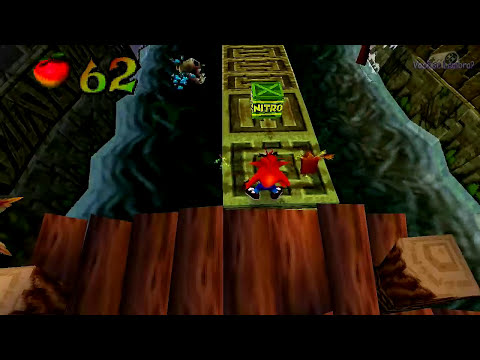 Crash Bandicoot 2: Cortex Strikes Back #3 / Red Gem / Portal Secreto / Galernahu3! [MUNDO 2]