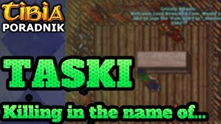 Taski czyli Killing in the name of... Quest | Tibia - Poradnik