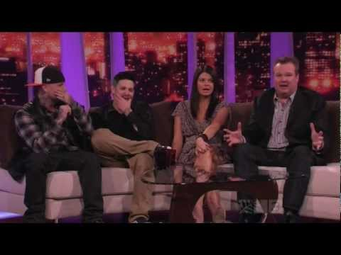 Rove LA 2x03 Eric Stonestreet, Benji & Joel Madden and Casey Wilson 1/5