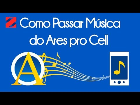 Tutorial.Como passar musica do ares galaxy para qualquer dispositivos!