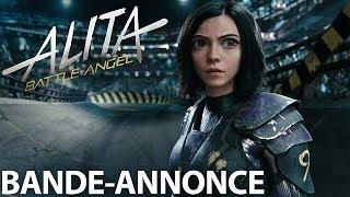 Alita : Battle Angel - Bande-annonce 5 VF
