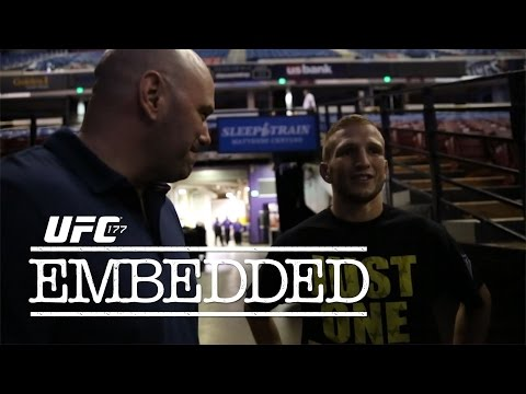 UFC 177 Embedded: Vlog Series ­ Episode 4