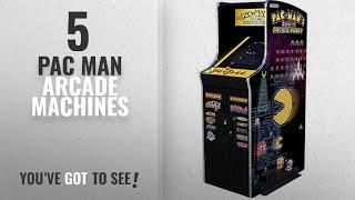 Top 10 Pac Man Arcade Machines [2018]: Namco Pacman Arcade Party Cabaret Arcade Game Machine