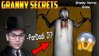 Dadi Ji Ke Secrets Pta Laga ke Bhag Gaya - Granny Hidden/Secret Room Location (Free Android Game)