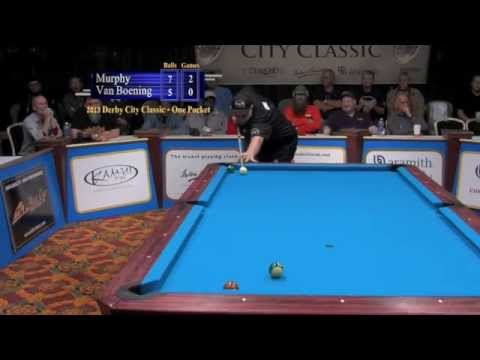 Billiards Digest Stroke of Genius (May 2013)