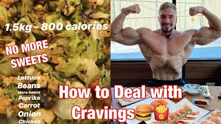 How to deal with sweets CRAVINGS - DO NOT Sabotage your DIET