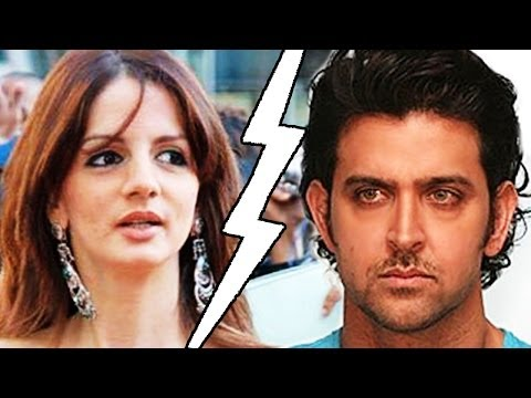 SHOCKING: Hrithik And Sussanne May Split?