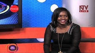 Fille Premiers Her Latest Hit 'Cherry Boo' On NTVTheBeat.