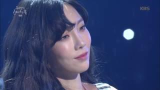 유희열의 스케치북 Yu Huiyeol's Sketchbook - 태연 - 11:11. 20170318