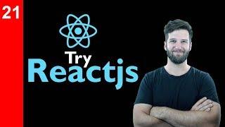 #21 Try REACTJS Tutorial -   Focus on an Input with Refs