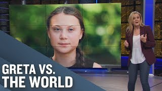 Greta Thunberg: The GOP's Teenage Climate Nemesis | Full Frontal on TBS