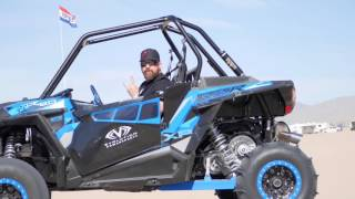 Evolution Powersports Dumont SXS Wars Polaris RZR XP Turbo Stage 6 Big Turbo