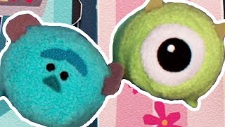 Monsters Inc. As Told By Tsum Tsum | Disney