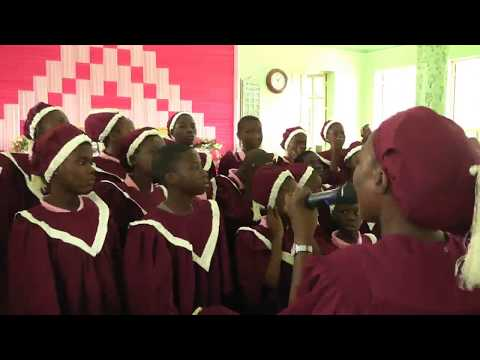 Olorun Babalola by Teens Choir #PMOA