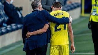Bruno vuelve tras más de tres años