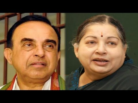 The Newshour  Debate: Jayalalithaa v/s Subramanian Swamy (3rd September 2014)