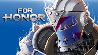 For Honor - Pushing friends off cliffs! Friendly 2v2 matches!