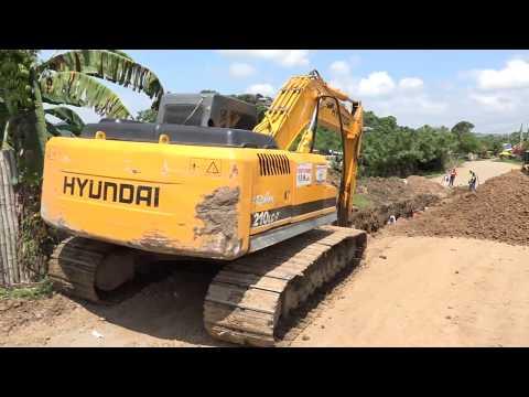 Microinfirmativo Yo Soy de Chone - Trabajos en Puerto Arturo y Dos Bocas