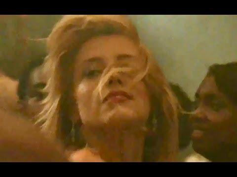 The Rum Diary - Sexy Dance Scene - Amber Heard (HD)