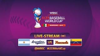 Аргентина до 23 : Венесуэла до 23